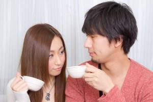 コーヒーカップル