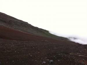 富士山の山肌jpg